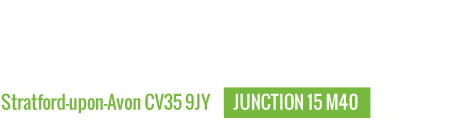 WDP - Wellesbourne Distribution Park, Stratford-upon-Avon CV35 9JY